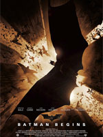 Affiche Batman Begins