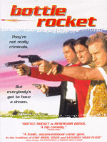 affiche de  Bottle Rocket