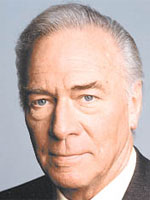 Portrait Christopher Plummer