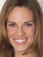 Portrait Hilary Swank